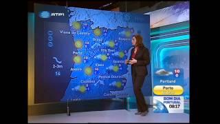Pronóstico del tiempo - Portugal 3/febrero/2012 screenshot 2