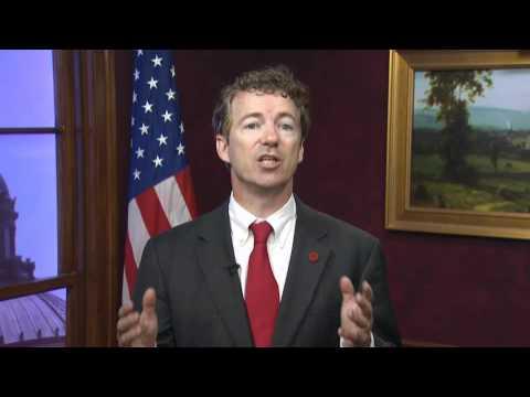 Sen. Rand Paul on Debt Default