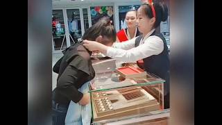 Trending Prank in China Jewelry Stores - Most Funny Pranks Ever