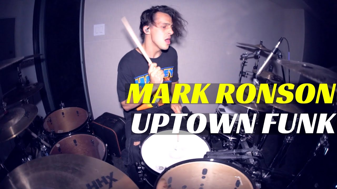 Mark Ronson - Uptown Funk ft. Bruno Mars | Matt McGuire Drum Cover