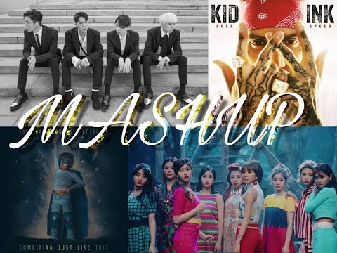 -MASHUP- Really Really,Island WINNER/SIGNAL TWICE/Hotel Kid Ink/Something Just Like This Coldplay