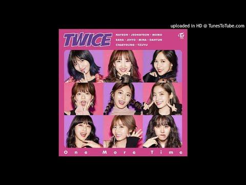 TWICE  02 LUV ME 1st Japanese Single E MORE TIME