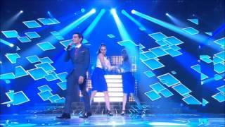 Carmelo Munzone: Every Little Thing She Does is Magic - X Factor Australia 2012 - Live Show 4, TOP 9