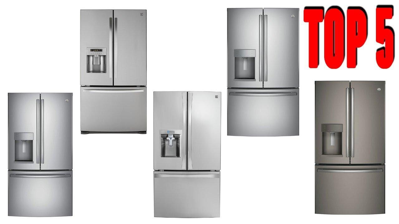 Best French Door Refrigerators 2018