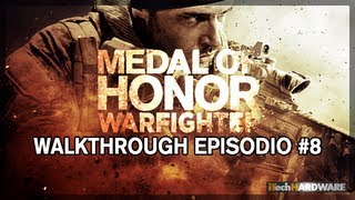 ▶ Medal of Honor Warfighter - ITA Campaign GamePlay HD - iTH Ep. 8
