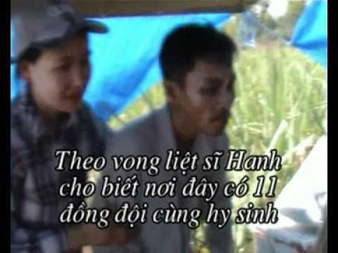 Hành trình tìm kiếm và cất bốc Ls Nguyễn Văn Hanh p2