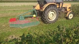 AGMET -  Kosiarko rozdrabniacz kosiarka sadownicza tłuka mulczer rotosan(1)