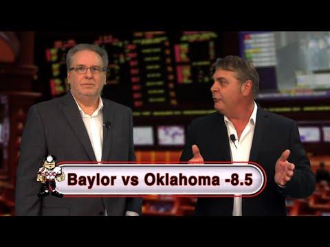 Baylor Bears Vs Oklahoma Sooners College Football Pick And Prediction 12/7/10 CFB Betting Week 15