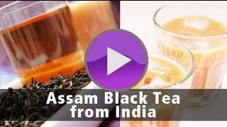 Assam Black Tea from India