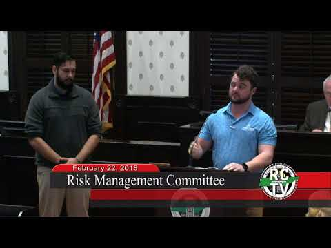 Risk Management Committee - February 22, 2018