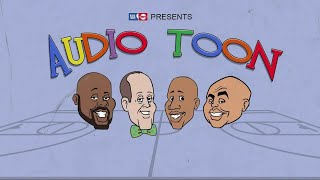 Audio Toon is back with some untold stories featuring Michael Jackson | NBA on TNT