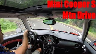 homepage tile video photo for R53 Mini Cooper S Mountain Test Drive
