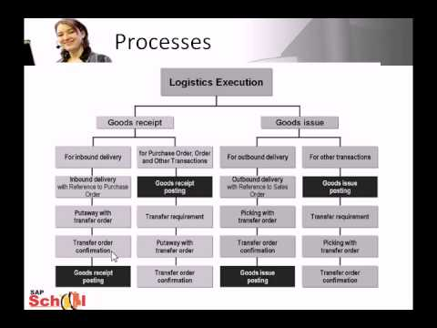 SAP Logistics Execution & Warehouse Management