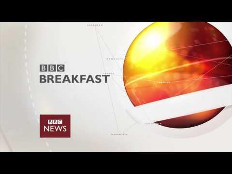 BBC Breakfast 2012 - Mock up Titles
