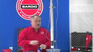 Baroid IDP's Air Foam Demonstration using QUIK-FOAM® Foaming Agent