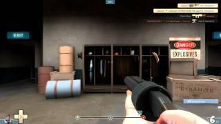Как взять дробовик в Team Fortress 2?