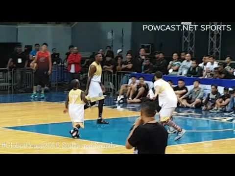 Global Hoops 2016 Sights and Sounds
