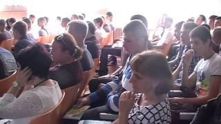 """Перший урок """"Україна - єдина країна"""" - 1 вересня - КПГМЛ"""