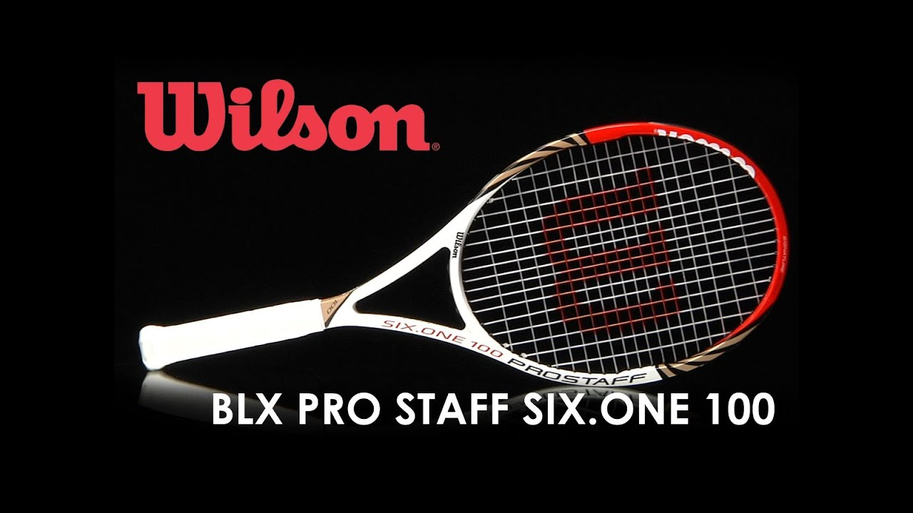wilson blx prostaff six one 100 racquet review youtube. Black Bedroom Furniture Sets. Home Design Ideas