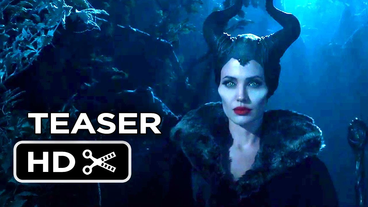 Angelina Jolie Transforms Into Maleficent At Her House In La