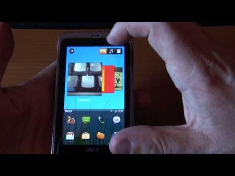 Acer Stream Video Recensione da batista70phone