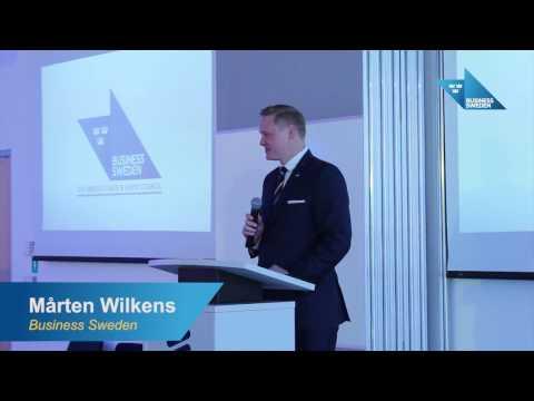 Business Sweden ICT Event November 2016