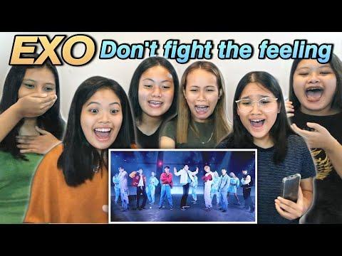 EXO 엑소 'Don't fight the feeling' MV | REACTION (LAY IS BACK!!!)