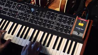 TC June 60 - demo with synths part 2: pads