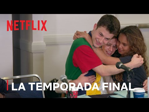 La despedida   13 Reasons Why   Netflix