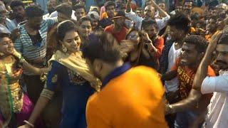 Semma Kuthu Dance in Kulasai Dasara 2018