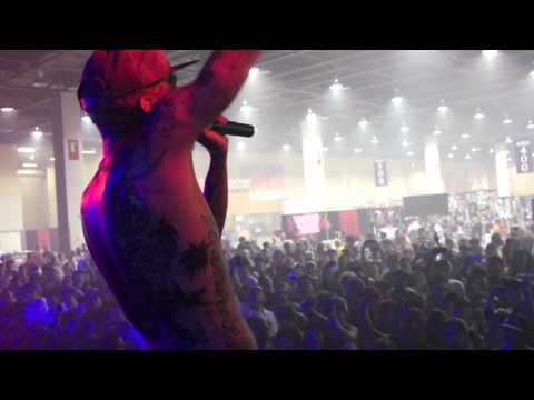 kid ink time of your life live concert TimelessInk tour tattoo expo