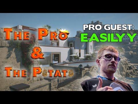 The Pro & The Potato || Easilyy of House Rogue || Rainbow Six Siege
