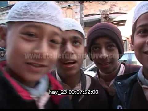 Pakistan 2008. Lahore -Election legislative - tremblement de terre - enfants cerf volant
