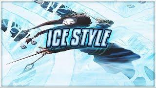 NEW OP ICE KEKKEI GENKAI | NxB | Naruto RPG: Beyond | ROBLOX
