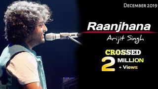 Arijit Singh: Raanjhana (Lyrics) | Priyank Sharmaaa, Hina Khan | Asad Khan, Requeeb Alam