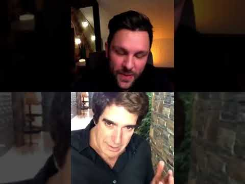 Ben Earl And David Copperfield  - Instagram Live  - 7th May 2020