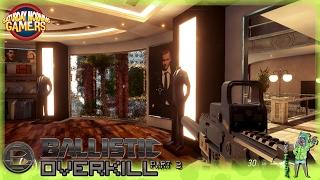 Ballistic Overkill w SMG [part 3] - Team Deathmatch #Aquiris #BallisticOverkill