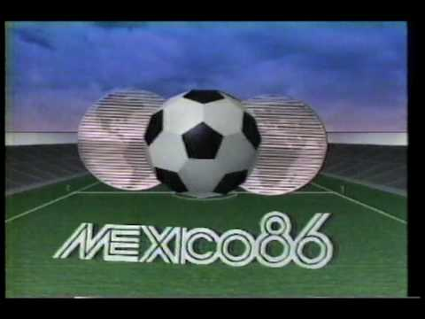 NBC's 1986 World Cup Mexico Epic Faux Mariachi Score