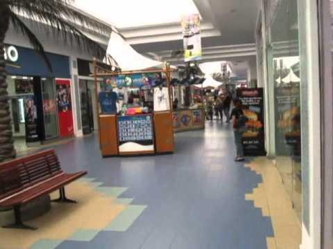 El Paseo Shopping Mall in Salinas (La Libertad) Ecuador