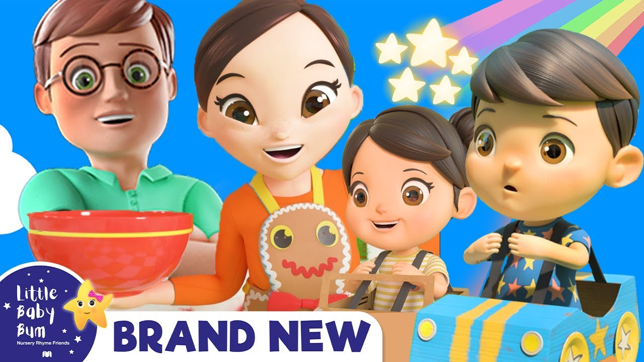 Mummy & Daddy - Top 5 Moments | Best Baby Songs | Kids Cartoon | Nursery Rhymes | Little Baby Bum