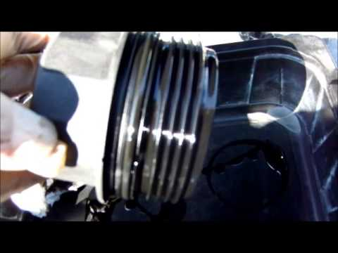 BMW E87 120d Oil and Filter Change