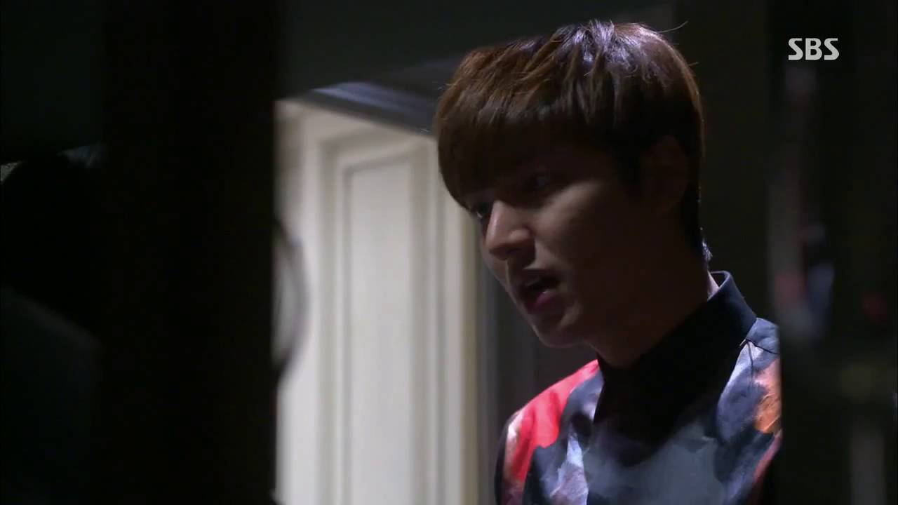 lee min ho and park shin hye hot kiss the heirs youtube