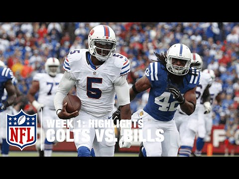 Colts vs. Bills | Week 1 Highlights | NFL