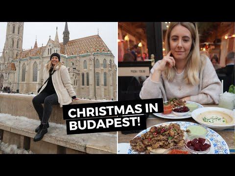 Winter in Hungary: How to spend 48 hours in Budapest | Sophies Suitcase