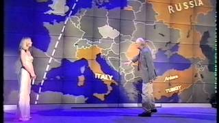 The Millennium Bug, BBC coverage from 31st December 1999, just before midnight