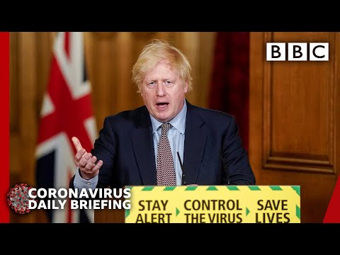Coronavirus: Do not move gatherings indoors, Boris Johnson – Covid-19 Government Briefing 🔴 BBC