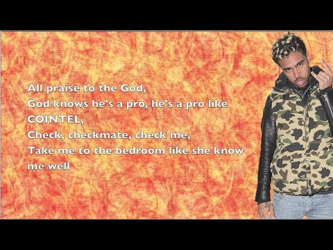 Chance The Rapper - Cocoa Butter Kisses (ft. Vic Mensa & Twista) - Lyrics