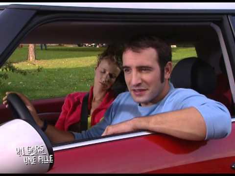 Un gars une fille au drive in 1 youtube for Un gars une fille leognan