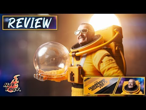 Hot Toys Stan Lee Guardians of the Galaxy Vol 2  REVIEW
