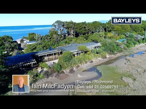 Twin Waters Lodge - Exclusive Accommodation - Golden Bay - New Zealand - Property For Sale
